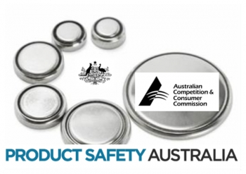ACCC issues new 'button battery' code to reduce child deaths and injuries