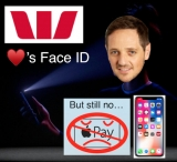 Westpac among first to launch iPhone X Face ID support, still no Apple Pay