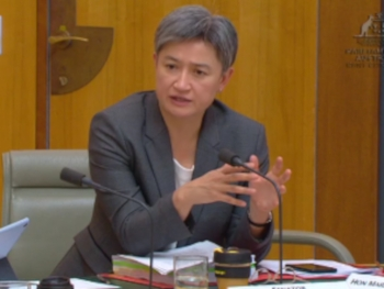 "Penny Wong: ""...The bill, as it is currently drafted, will make Australia less safe."""