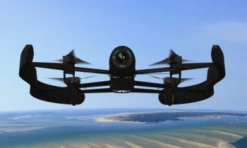 Parrot's Bebop drone is set to take off