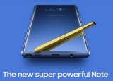 Samsung Galaxy Note9 video leaked – 1TB, long battery life