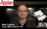 VIDEO INTERVIEW: Appian CEO Matt Calkins explains the low-code revolution, HyperAutomation, business, board games, Garry Kasparov and more