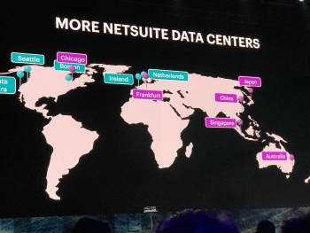 NetSuite to open Australian data centre