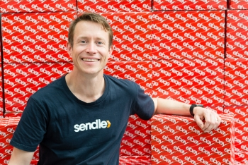 Sendle CEO and co-founder James Chin Moody