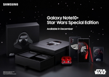 Samsung to release 'Rise of Skywalker' Galaxy Note 10+ special edition
