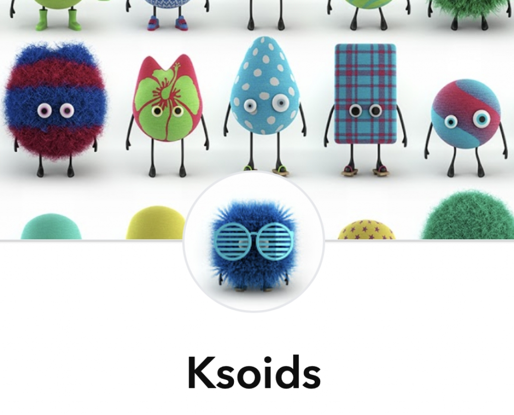 NFT token market continues booming, 'Ksoids' are the next fun thing to collect!