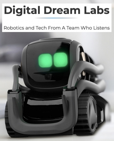 Anki Vector robot saved by Digital Dream Labs