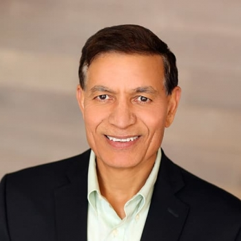 Jay Chaudhry, chairman and CEO, Zscaler