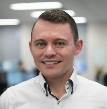 MyNetFone Business general manager for small business and channel partners Lee Atkinson