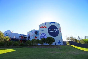 The University of Wollongong Science Space, one of the many under-used facilities in the state.