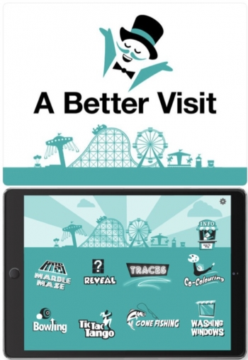 VIDEO: Dementia Australia launches new free iPad app, 'A Better Visit'