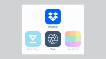 Dropbox Extensions provide uninterrupted workflows