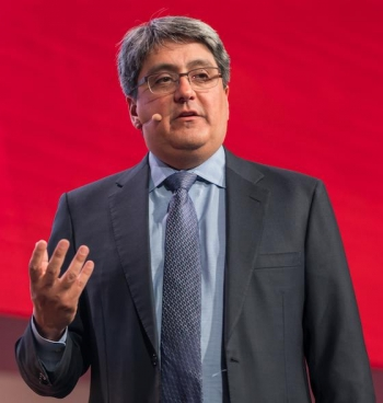 Oracle executive vice president of applications and product development Steve Miranda