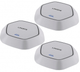 Linksys adds clustering to business Wi-Fi AC access points