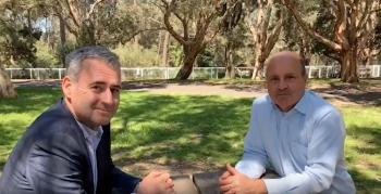 VIDEO: 4 WEEKS TO GO until 30iGala as Michael Malone talks Net history highs and lows with Peter Coroneos