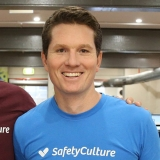 Luke Anear, founder & CEO SafetyCulture