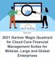Workday named a Leader in Gartner Magic Quadrant for cloud core financial management suites for midsize, large, and global enterprises