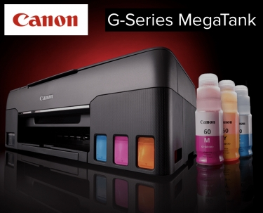 Canon steps up the fight against Epson's EcoTank with its own MegaTank
