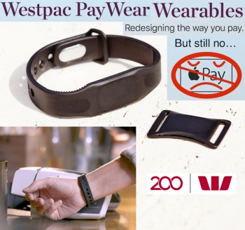 Still avoiding Apple Pay, Westpac rolls out PayWear Essentials this December