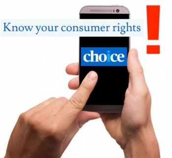No CHOICE but to be reminded of your telco rights