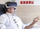 Samsung VR helps chemotherapy patients