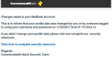 Telstra, CommBank targeted by email scammers