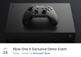 Microsoft Store Sydney holding special Xbox One X event, 24 September
