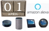 Amazon Alexa primed for April Fool's fun