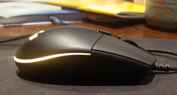 Logitech G Pro Gaming Mouse: looks can indeed be deceptive