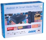 Transform your dumb TV into a smart one with Laser 4K media player (first look)