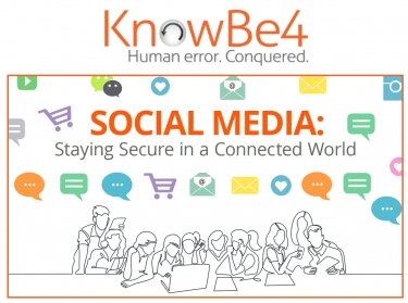 KnowBe4 promotes free Social Media online safety course to conquer human error