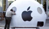 Apple annual sales, profits fall for first time since 2001