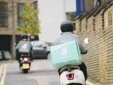 Deliveroo teams up with UK fintech Portify to launch new app for riders
