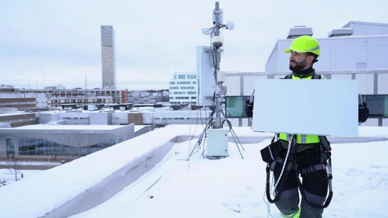 Ericsson announces 5G massive MIMO and RAN compute products