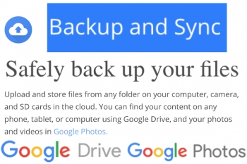 Back up your PC or Mac to Google Drive with new Backup and Sync