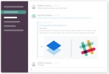Dropbox not slack about Slack integration
