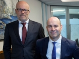 Alastair MacGibbon and John Paitaridis.
