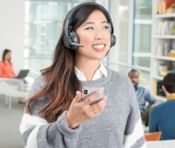 Logitech launches wireless headset for open office