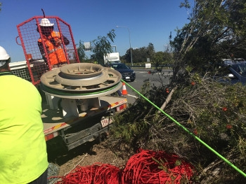 NBN Co posts record $2.4 billion loss for first half