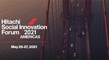 Hitachi Social Innovation Forum 2021 AMERICAS to 'showcase how data driven leaders are changing the world'