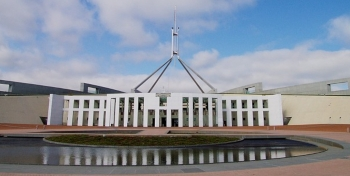 Hackers gain entry to Federal Parliament network