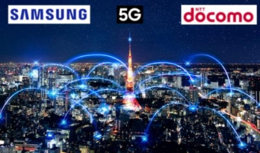 Samsung collaborates with Japan's NTT DOCOMO on 5G