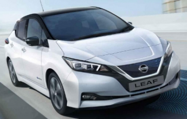 The Nissan Leaf, one of many EVs that are sold in Australia.