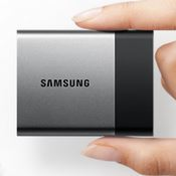 Samsung T3 portable SSD - insanely fast (review)