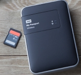 WD Portable Wi-Fi external hard disk