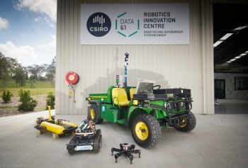 CSIRO, Data61 launch new robotics research centre