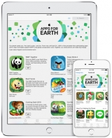 Apps for Earth Day 22 April for iPhone, iPad and iPod Touch