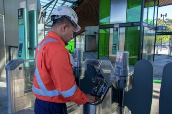 Sydney gets new ticketing system for driverless trains