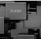 Storage can be flash – and not boring