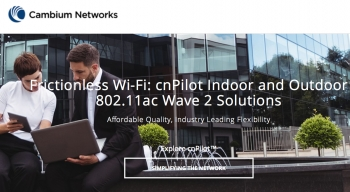 Cambium Networks reaches new heights with nine new networking products